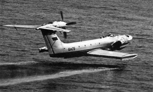 Летающий корабль СМ-1: история первого советского экраноплана