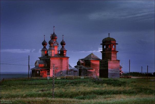 Восемь красивых сел России