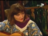 staroetv.su Домашний концерт (REN-TV, 1997) Любовь Захарченко (фрагмент)