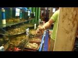 Улица еды. Бухта Дадунхай