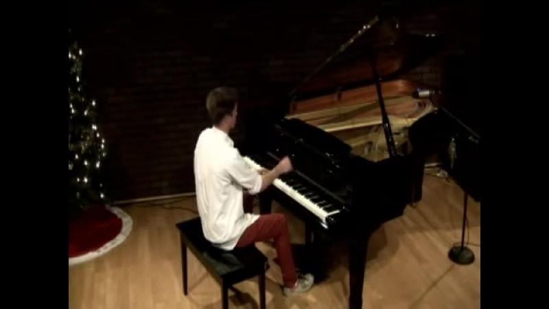 Fibonacci Sequence in Music - Bence Peter Competition - Dan Ekberg