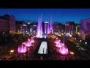 Фонтаны на Майдане танцуют под ACDC