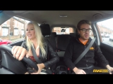 FakeDrivingSchool Michelle Thorne Squirting Orgasmic MILF Creampie All Sex Blowjob New Porn 2017