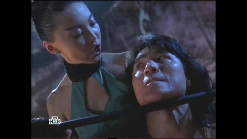 Jade vs liu kang