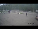 Авария в Саранске 10.05.2017