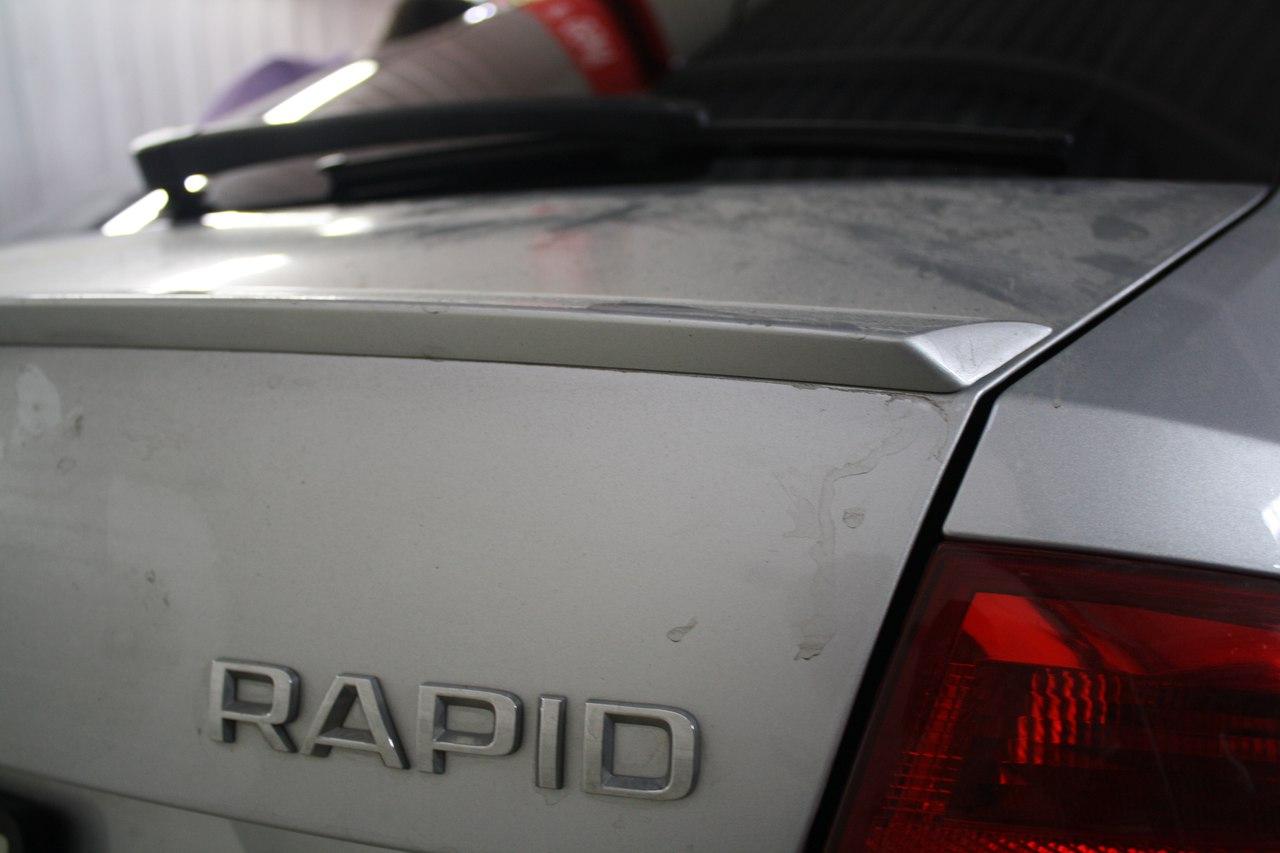 Ремонт машины Skoda (Шкода)