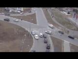 Авария в Сургуте.