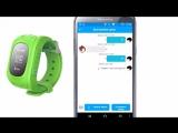 Подробная инструкция часов Smart Baby Watch Q50