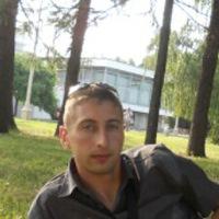 Анкета Сергей Мацынин