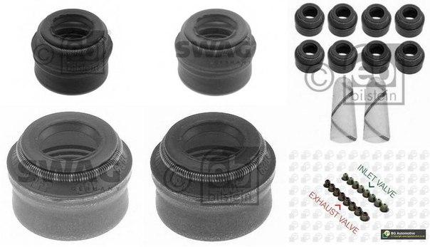 Комплект прокладок, стержень клапана для AUDI V8 (44_, 4C_)