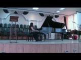 Дмитрий Денискин-Вальсы(исполитель-Кнара Агасарян)