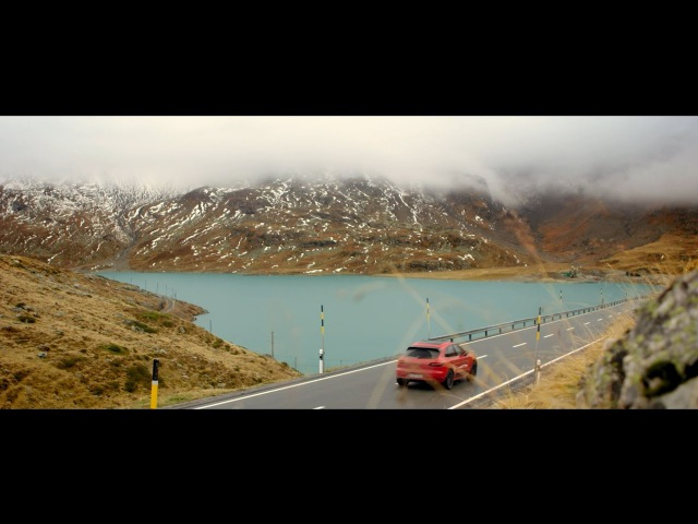 The most beautiful routes driven by Porsche – Road 1: Impressions of the Bernina Pass