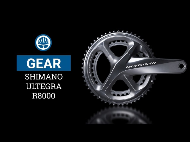 New Shimano Ultegra R8000 - Weighed, Ogled Fondled