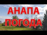Анапа. Погода 24.04.2017. Витязево. Возле Аквамарина