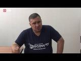 Видео допроса украинского диверсанта пойманного в Крыму