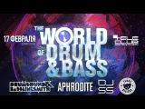 World Of Drum'n'Bass - 17 февраля - Теле-Клуб