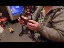 Текстильная кукла в чулочной технике. Каркас. Часть 1.