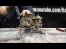 Holley Carburetor Rebuild Time Lapse Redline Rebuild 5