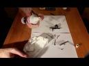 Аэрограф 2 Смазка настройка полировка иглы
