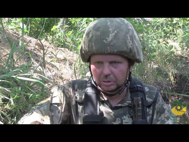 Житель Макіївки про війну на Донбасі