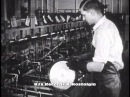 HISTORY OF VINYL RECORDS 1 - The 78 RPM Single. Manufacturing plant RCA
