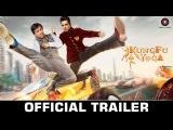 Kung Fu Yoga - Official Trailer  Jackie Chan Sonu Sood Disha Patani Amyra Dastur Releasing 3 Feb