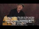 Gypsy Jazz rhythm swing strumming chords guitar lesson jazz manouche