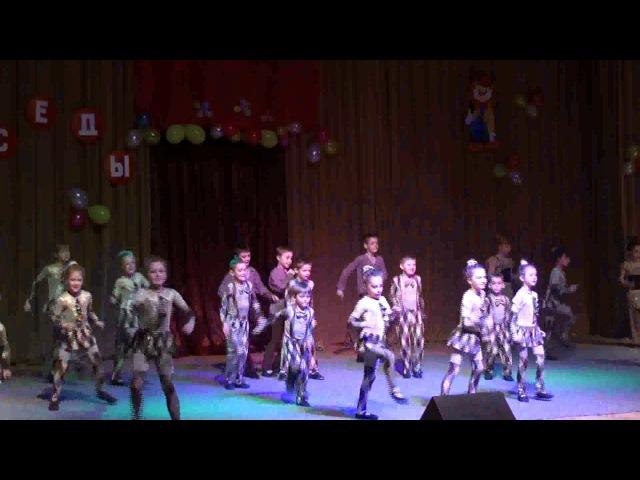 Отчётный концерт Номер Восток Детский бум Ганстерская сага а