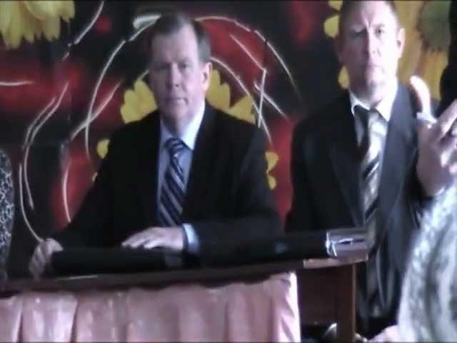 Единая Россия выгнали с предвыборной встречи