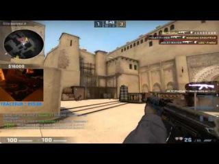CS:GO | AREA - Insane 5k hs on mirage