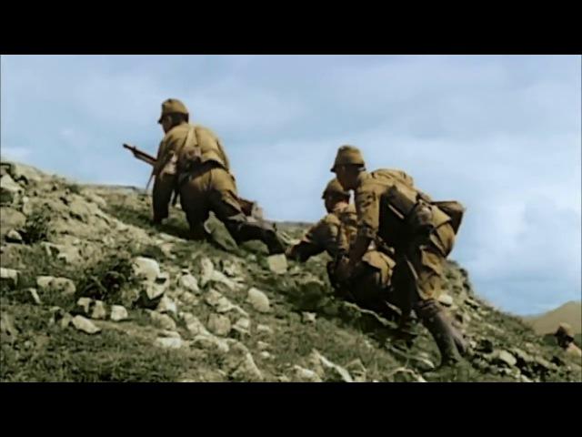 Победа на Тихом океане Вторая мировая война в цвете HD 13 серия
