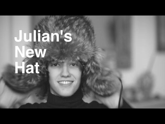 Julian's New Hat