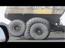 Страшные аварии тяжелой техники Безумные водители