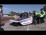 Sasol Solar Challenge 2016