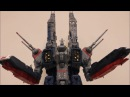 First Look ! 1 Meter Tall ! 1:1200 Marcross SDF-1 Statue By Kids Logic