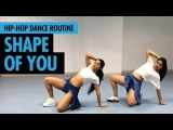 Shape Of You  Ed Sheeran  Hip Hop Dance Routine by Sonali &amp Vijetha  LiveToDance with Sonali