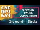 Sibprokach 2017 Twerk Competition 2nd round Strela