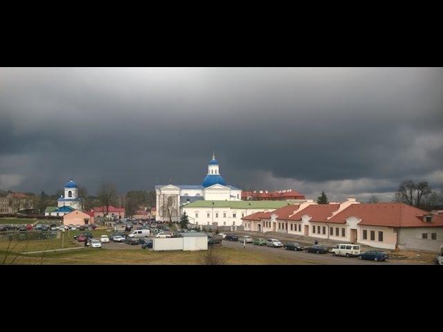 Поездка в Жировичи. Свято-Успенский мужской монастырь