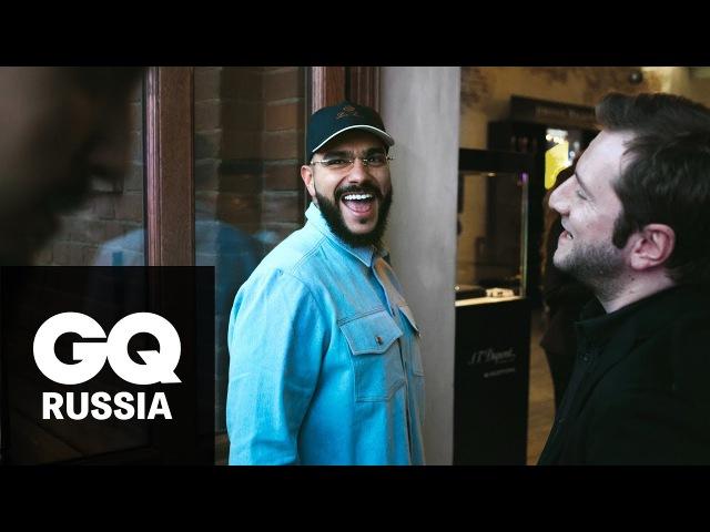 Дудь, Тимати, Маликов и другие на вечеринке «GQ Время Голосовать»
