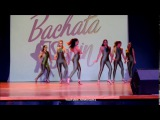ALBA LADIES STYLE SHOW en BACHATA SPAIN FESTIVAL 2017
