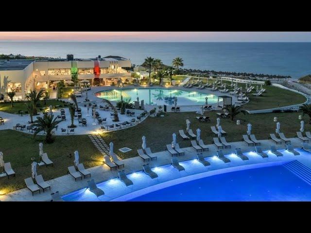 Тунис отели.Iberostar Diar El Andalous 5*.Порт-Эль-Кантауи.Обзор