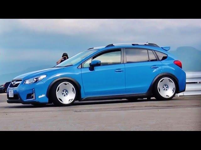 搬出動画③ Wreckin MEET2016 車高短 シャコタン Lowered exhaust Low car