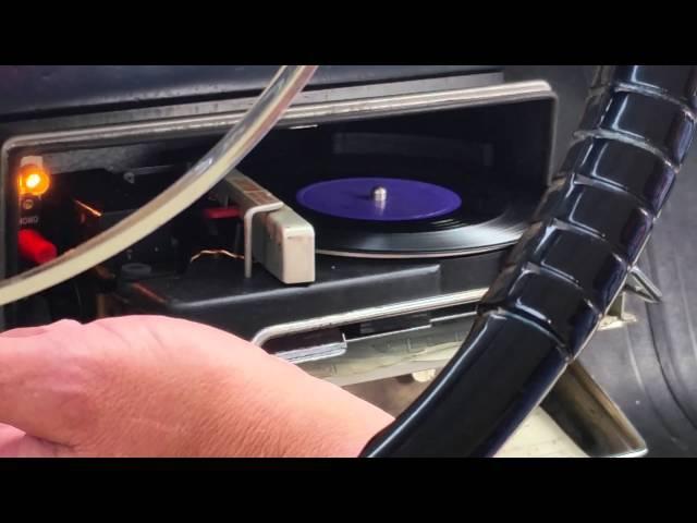 Chrysler Highway HiFi demonstration