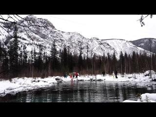 Купание в гейзеровом озере