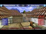 Тime Factor -VS- TOPOVIYSTACK map 2