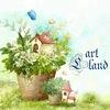 Art land - папір для скрапу