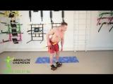 Упражнения с эспандером для укрепления спины и мышц плечевого пояса