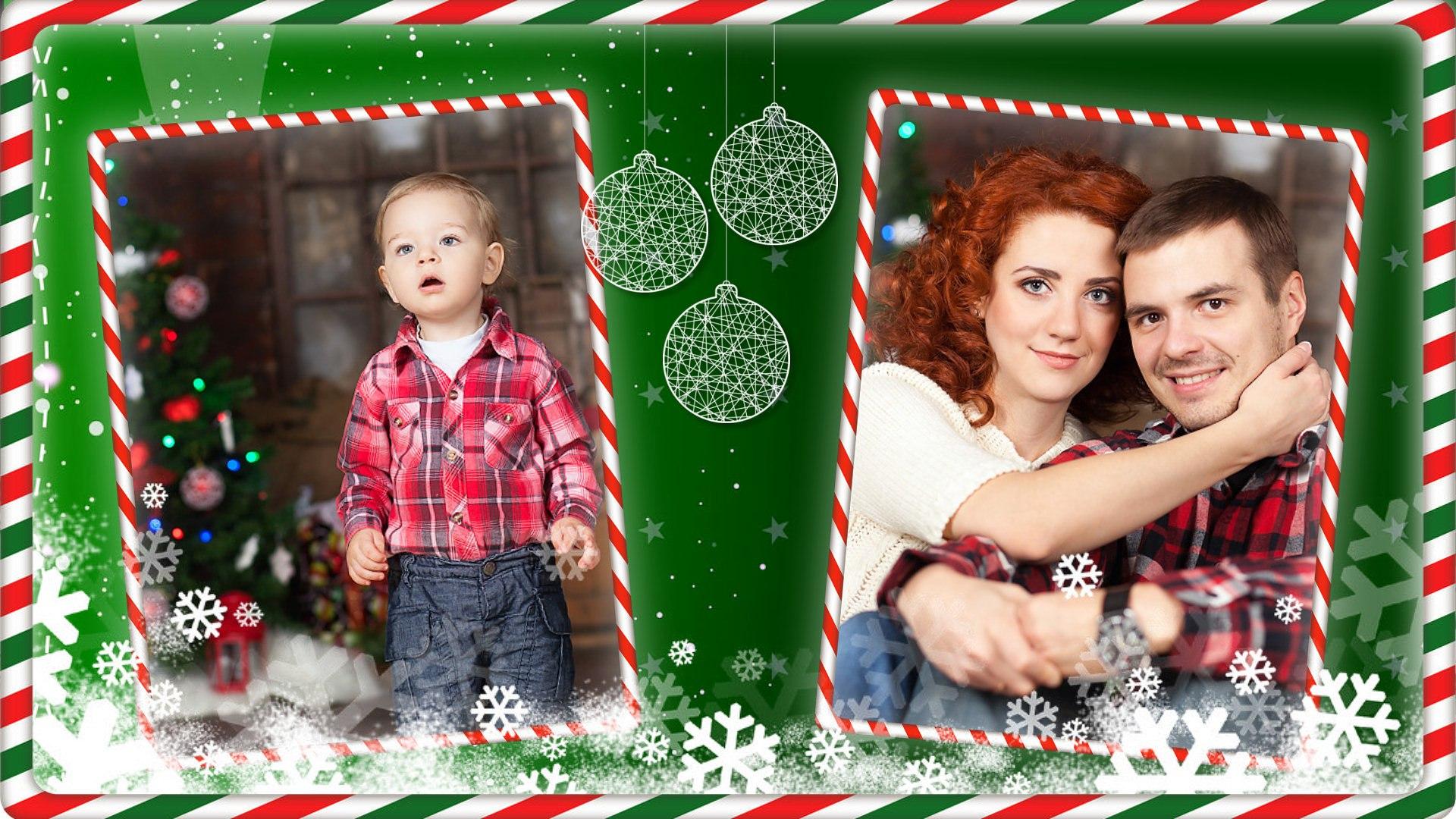 Christmas family | Новый год в кругу семьи