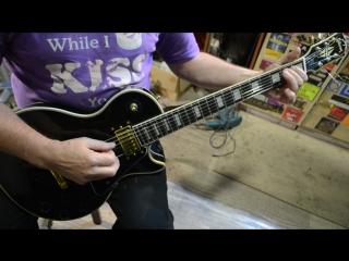 Тест 04 реплики гитары Gibson LP - от гитарного мастера Александра Леуса ( http://leusguitar.ru)