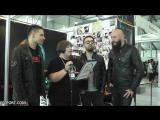 Jack Action. Эксклюзивное интервью. Рок-Порталу EQ (NAMM Musikmesse 18.09.16)